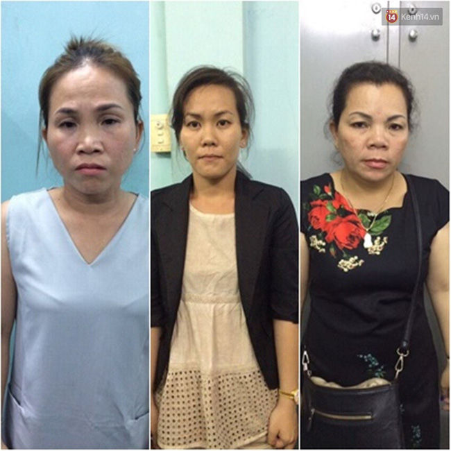 Bắt băng nhóm dùng trẻ em trộm cắp ở đường hoa Nguyễn Huệ đêm 29 Tết - Ảnh 1.