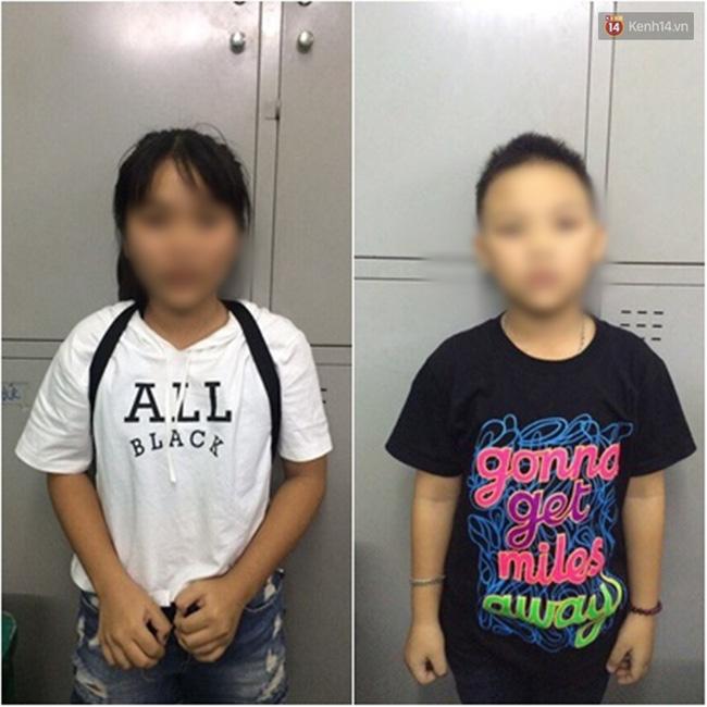 Bắt băng nhóm dùng trẻ em trộm cắp ở đường hoa Nguyễn Huệ đêm 29 Tết - Ảnh 2.