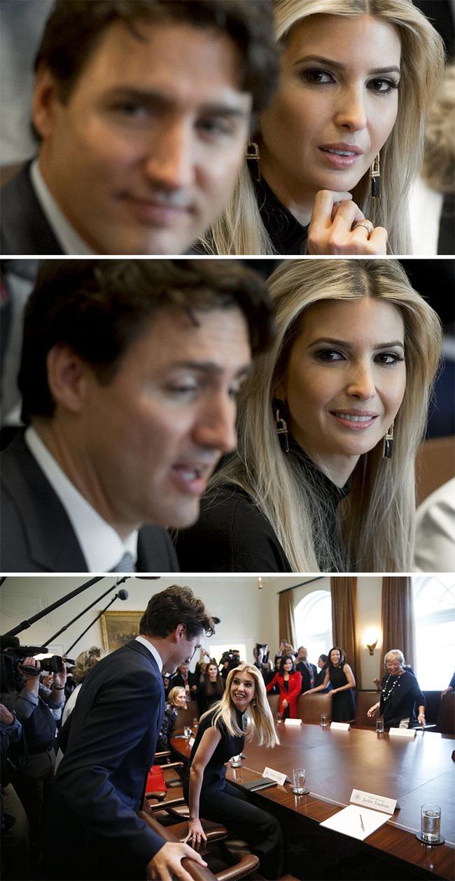 Vẻ ngoài điển trai của Thủ tướng Canada khiến cả Emma Watson, Ivanka Trump hay Công nương Kate cũng phải ngắm nhìn - Ảnh 2.