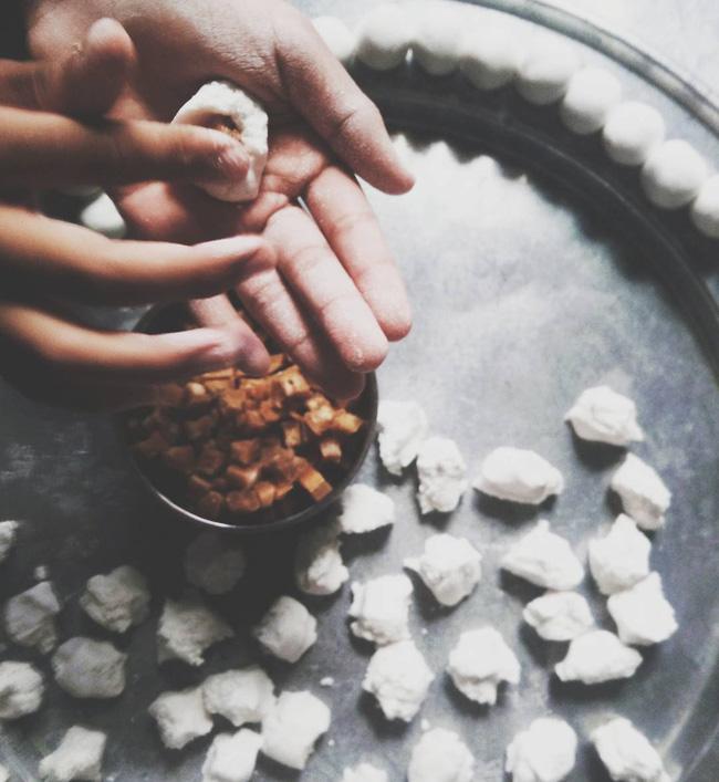 Bánh trôi bánh chay - linh hồn của Tết Hàn thực - Ảnh 5.