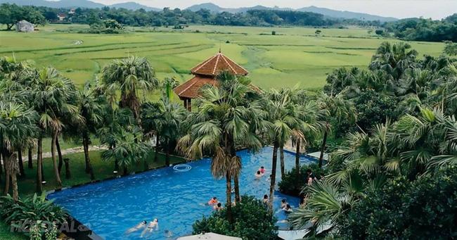 6 resort siêu gần, cực thích hợp cho những chuyến nghỉ ngơi cuối tuần ở Hà Nội - Ảnh 12.