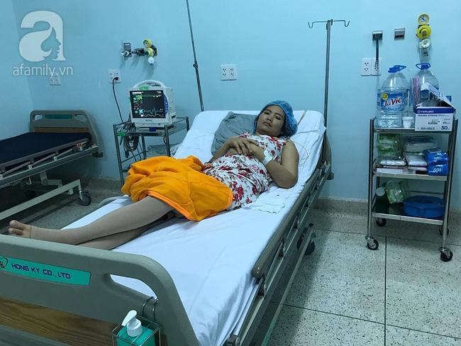 Nước mắt hạnh phúc của người mẹ hiến tạng cho con trai 10 năm trời bệnh xơ gan - Ảnh 5.