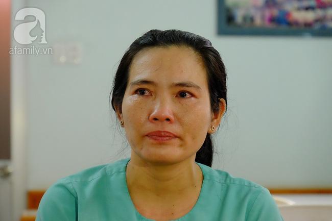 Nước mắt hạnh phúc của người mẹ hiến tạng cho con trai 10 năm trời bệnh xơ gan - Ảnh 7.
