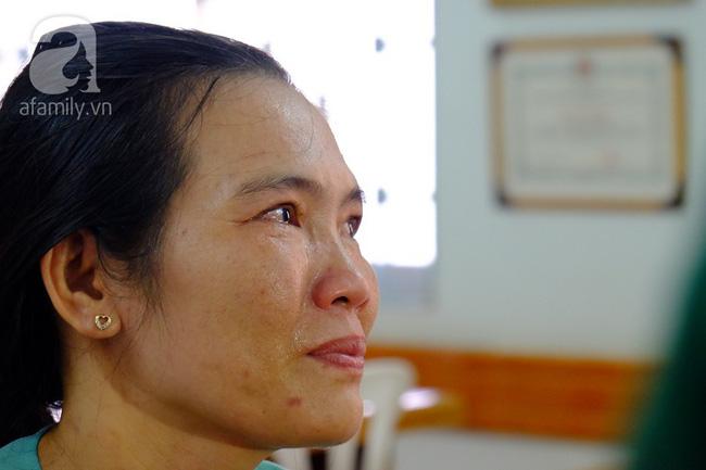 Nước mắt hạnh phúc của người mẹ hiến tạng cho con trai 10 năm trời bệnh xơ gan - Ảnh 8.