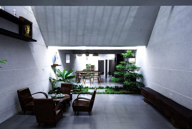 Ngôi nhà 200m² lấy cảm hứng thiết kế từ hang Sơn Đoòng ở Vĩnh Long nổi bật trên báo Mỹ - Ảnh 3.