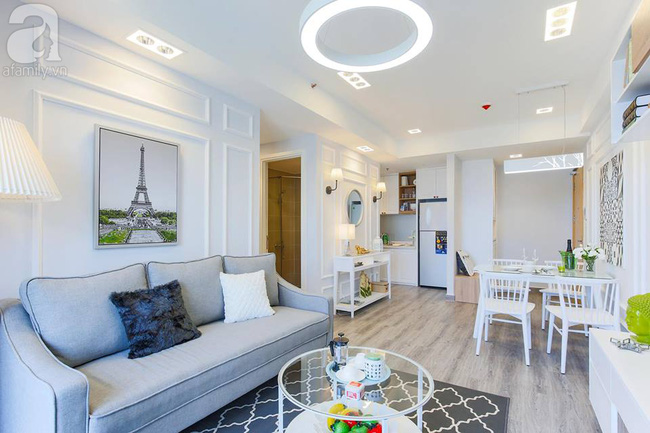 Căn hộ 65m² khi kê đủ nội thất trông rộng hơn lúc nhận nhà với chi phí 2,8 tỉ đồng ở khu Thảo Điền - Ảnh 7.