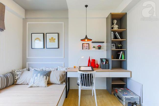 Căn hộ 65m² khi kê đủ nội thất trông rộng hơn lúc nhận nhà với chi phí 2,8 tỉ đồng ở khu Thảo Điền - Ảnh 17.