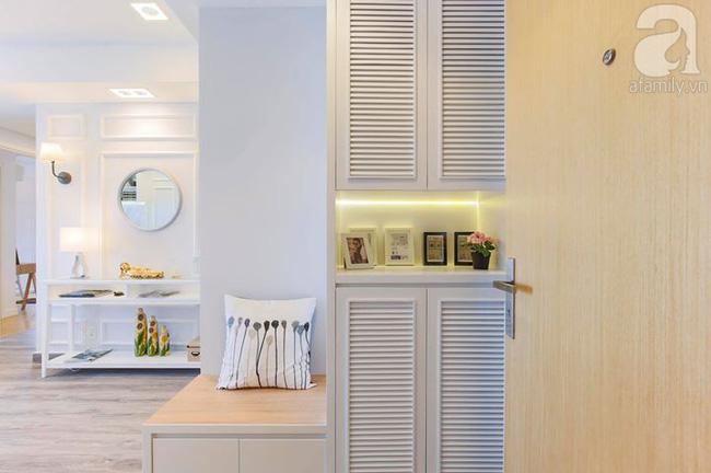 Căn hộ 65m² khi kê đủ nội thất trông rộng hơn lúc nhận nhà với chi phí 2,8 tỉ đồng ở khu Thảo Điền - Ảnh 10.