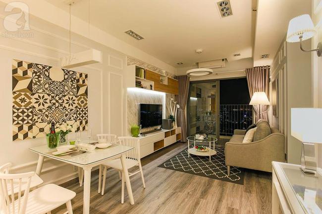 Căn hộ 65m² khi kê đủ nội thất trông rộng hơn lúc nhận nhà với chi phí 2,8 tỉ đồng ở khu Thảo Điền - Ảnh 6.