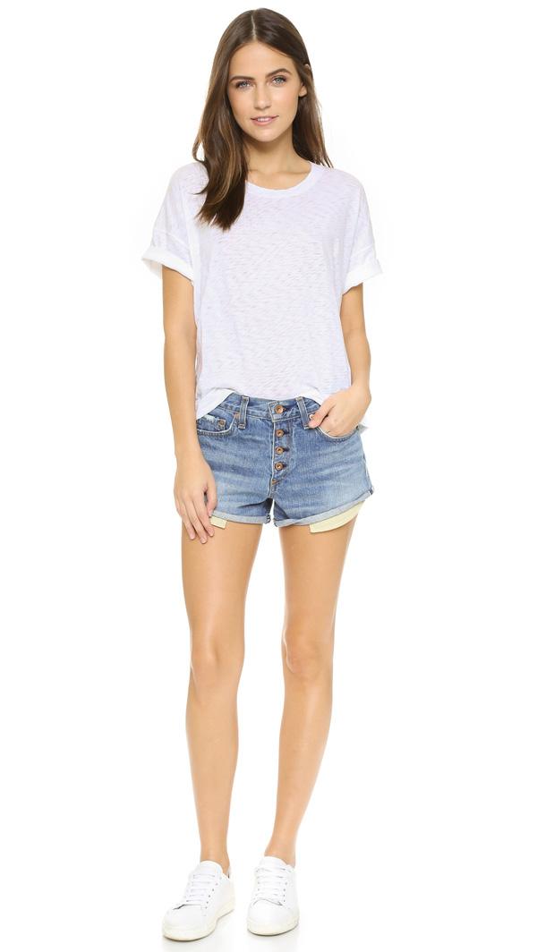 Bạn đã có bao nhiêu kiểu shorts jeans trong tủ đồ hè của mình? - Ảnh 1.