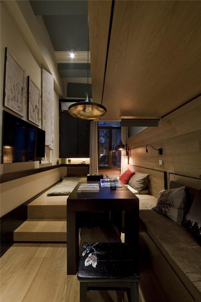Cải tạo căn hộ 14m² thành không gian đẹp ngất ngây với 3 phòng ngủ tiện dụng - Ảnh 2.