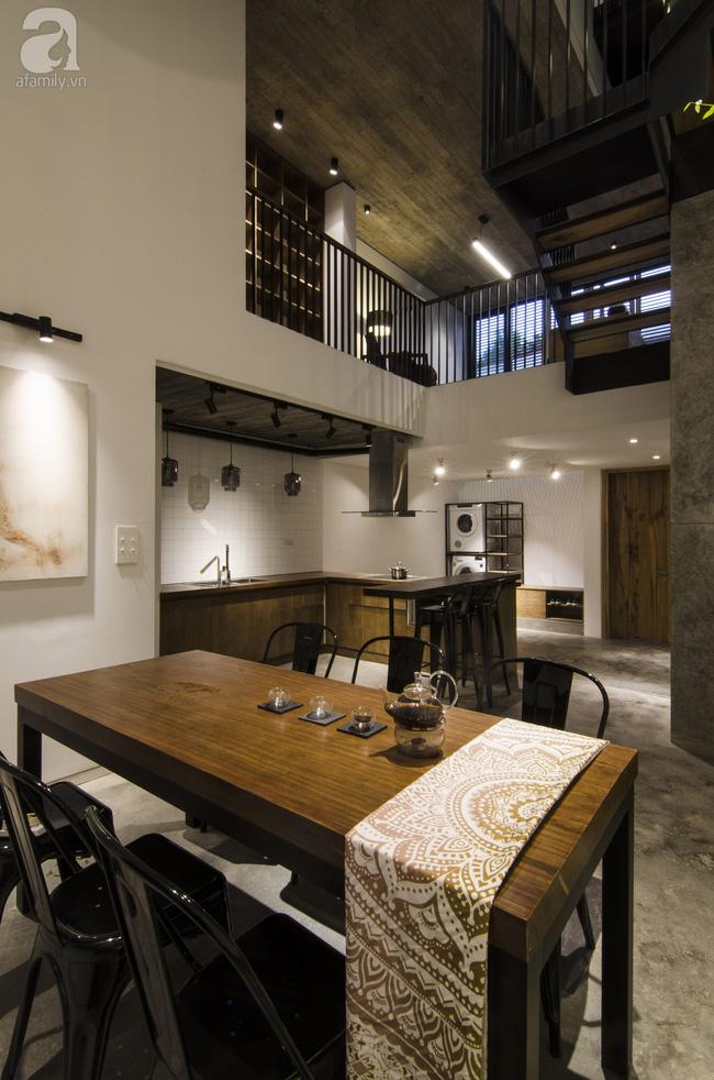 Cuộc gặp gỡ giữa truyền thống và hiện đại trong ngôi nhà 60m² ở quận Tây Hồ, Hà Nội - Ảnh 5.