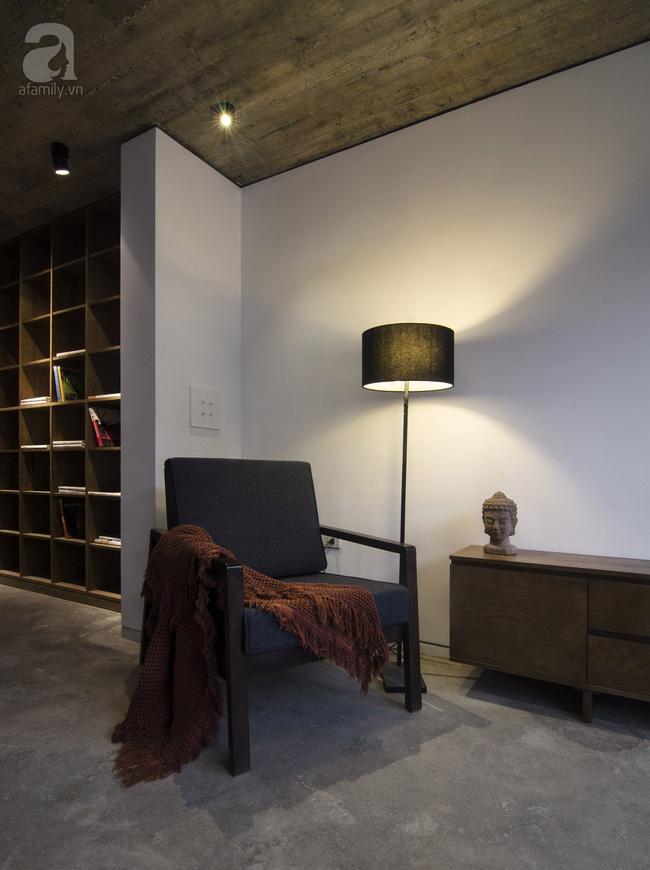 Cuộc gặp gỡ giữa truyền thống và hiện đại trong ngôi nhà 60m² ở quận Tây Hồ, Hà Nội - Ảnh 10.