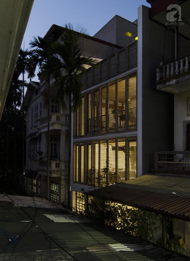Cuộc gặp gỡ giữa truyền thống và hiện đại trong ngôi nhà 60m² ở quận Tây Hồ, Hà Nội - Ảnh 22.