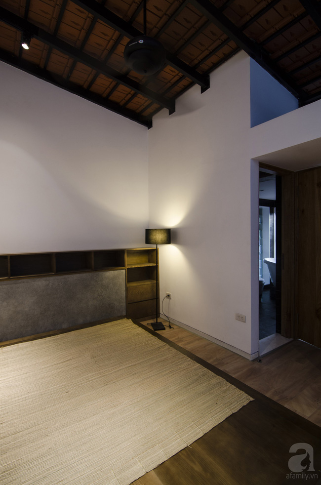 Cuộc gặp gỡ giữa truyền thống và hiện đại trong ngôi nhà 60m² ở quận Tây Hồ, Hà Nội - Ảnh 12.