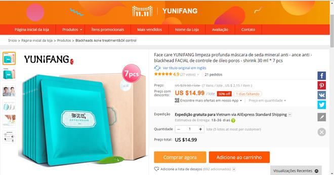 Mỹ phẩm nội địa Trung Quốc: giá rẻ, đa dạng như mỹ phẩm Hàn và đang khiến chị em Việt chú ý - Ảnh 5.