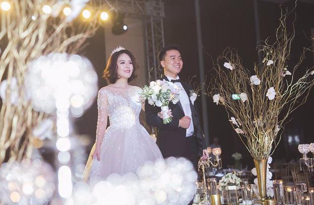Đám cưới dát vàng của cặp đôi mới gặp lần 2 chàng đã khăng khăng đòi cưới - Ảnh 12.