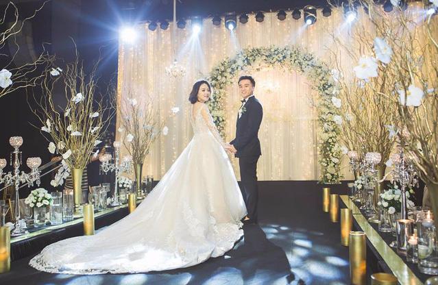 Đám cưới dát vàng của cặp đôi mới gặp lần 2 chàng đã khăng khăng đòi cưới - Ảnh 3.