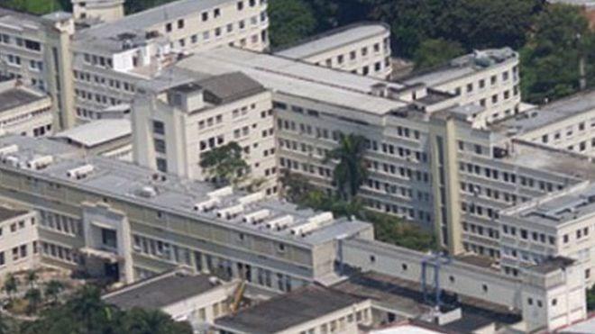 Bác sĩ thiệt mạng do bị y tá ngã từ tầng 6 rơi trúng - Ảnh 1.