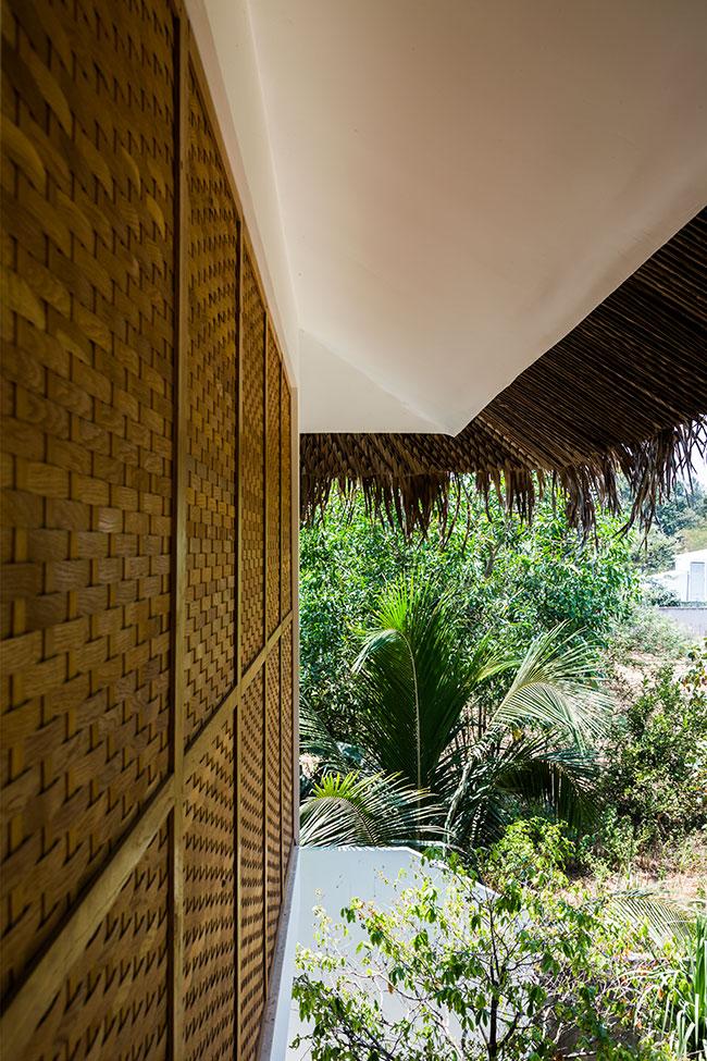 Mê mẩn với ngôi nhà vườn lợp mái lá dừa đẹp ngang khu nghỉ dưỡng cao cấp - Ảnh 6