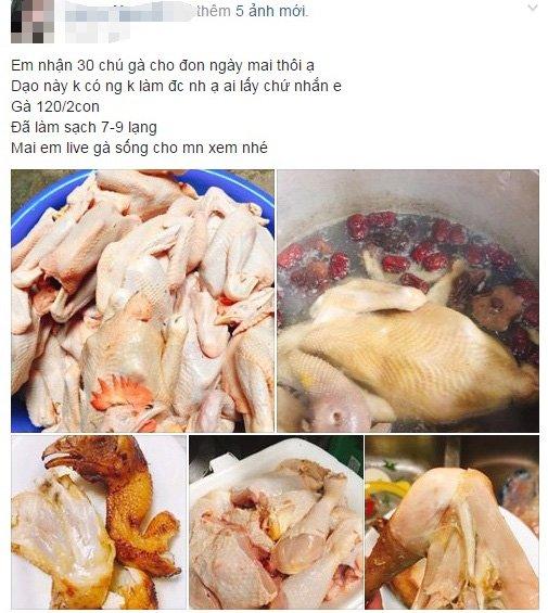 Sự thật gà ri đặc sản mổ sẵn 60 ngàn/con bán la liệt ở Hà Nội - Ảnh 1.