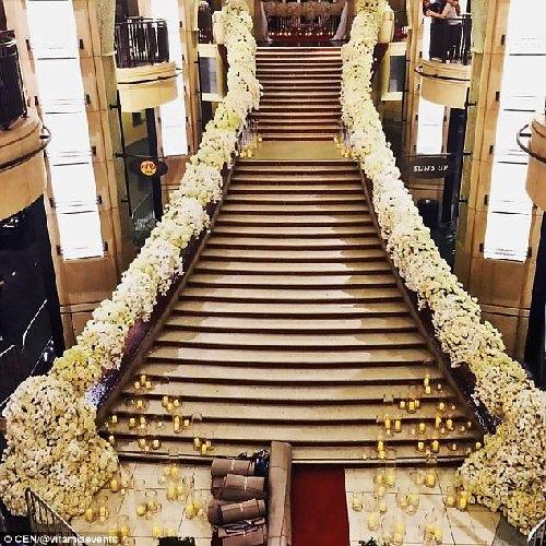 Đám cưới 240 tỷ xa hoa nhất hành tinh của cặp đôi ngậm thìa vàng ngay từ khi chào đời - Ảnh 11.