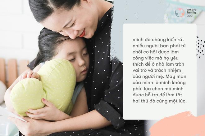 MC Minh Trang: Sự có mặt của con gái đầu lòng đã thay đổi tôi hoàn toàn! - Ảnh 8.