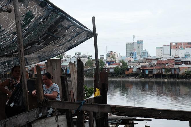 Nỗi hoang mang của người dân tại cù lao sắp bị giải tỏa ở Sài Gòn - Ảnh 2.