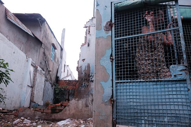 Nỗi hoang mang của người dân tại cù lao sắp bị giải tỏa ở Sài Gòn - Ảnh 7.