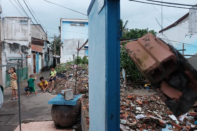 Nỗi hoang mang của người dân tại cù lao sắp bị giải tỏa ở Sài Gòn - Ảnh 5.