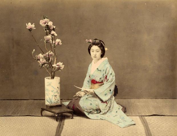 Phụ nữ quý tộc Nhật xưa thuê người về không chỉ để giúp việc mà còn chịu trách nhiệm cho một nhu cầu đặc biệt - Ảnh 2.