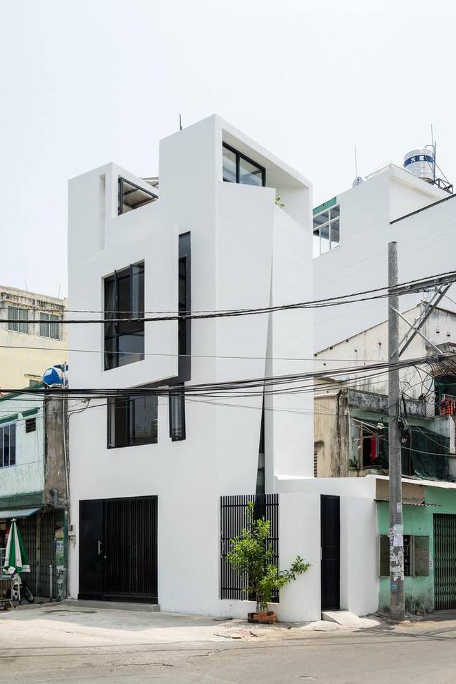 Cực góc cạnh, và chỉ rộng 27m², ngôi nhà ở Gò Vấp này sẽ cho bạn thấy điều kỳ diệu là có thật - Ảnh 1.
