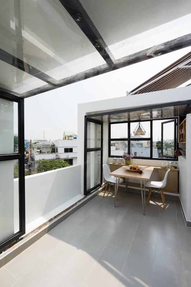 Cực góc cạnh, và chỉ rộng 27m², ngôi nhà ở Gò Vấp này sẽ cho bạn thấy điều kỳ diệu là có thật - Ảnh 8.