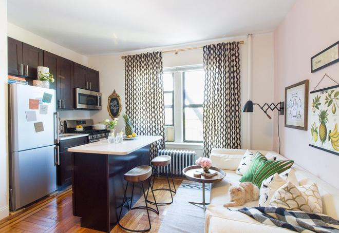 Căn hộ 30m² này chính là ví dụ hoàn hảo về việc nhà nhỏ vẫn có thể đẹp và tiện nghi - Ảnh 1.