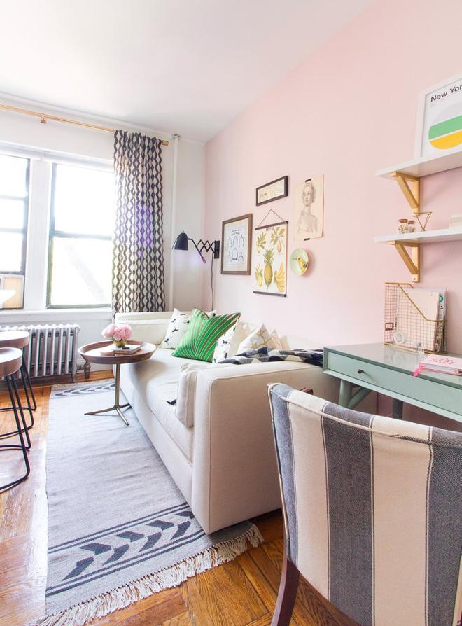 Căn hộ 30m² này chính là ví dụ hoàn hảo về việc nhà nhỏ vẫn có thể đẹp và tiện nghi - Ảnh 4.