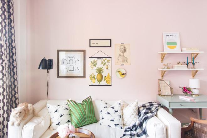 Căn hộ 30m² này chính là ví dụ hoàn hảo về việc nhà nhỏ vẫn có thể đẹp và tiện nghi - Ảnh 3.