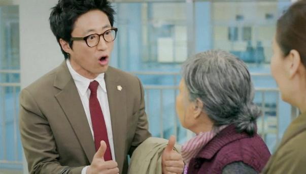 Màn ảnh Hàn - nơi sản sinh những chàng luật sư kỳ lạ bậc nhất - Ảnh 3.
