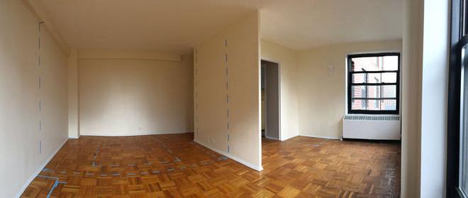 Căn hộ 1 phòng ngủ lột xác diệu kỳ để trở thành tổ ấm cho gia đình 4 người - Ảnh 2.