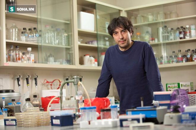 Tiến sĩ Mỹ tạo ra dự án phép màu: Giúp tế bào trẻ hóa, giết chết mầm ung thư - Ảnh 1.