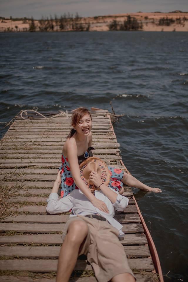 Đứng ngồi không yên trước bộ ảnh cưới đẹp như mơ chụp tại Việt Nam của cặp đôi Đài Loan - Ảnh 41.
