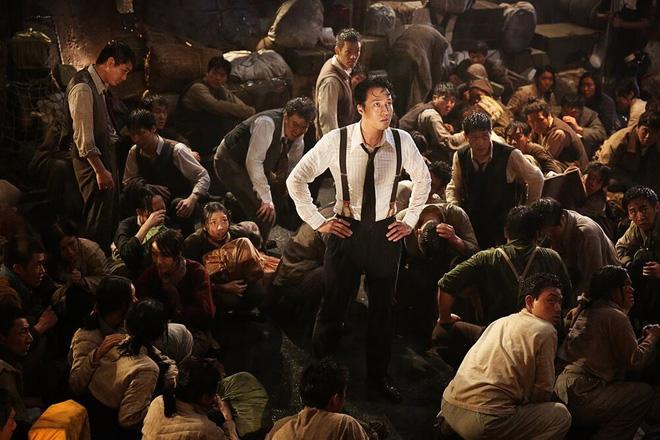 Gây nhiều tranh cãi, Đảo địa ngục của Song Joong Ki, So Ji Sub có gì? - Ảnh 3.