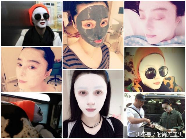 Loạt người đẹp Châu Á sử dụng mặt nạ giấy như 1 bước chăm sóc da hàng ngày - Ảnh 3.