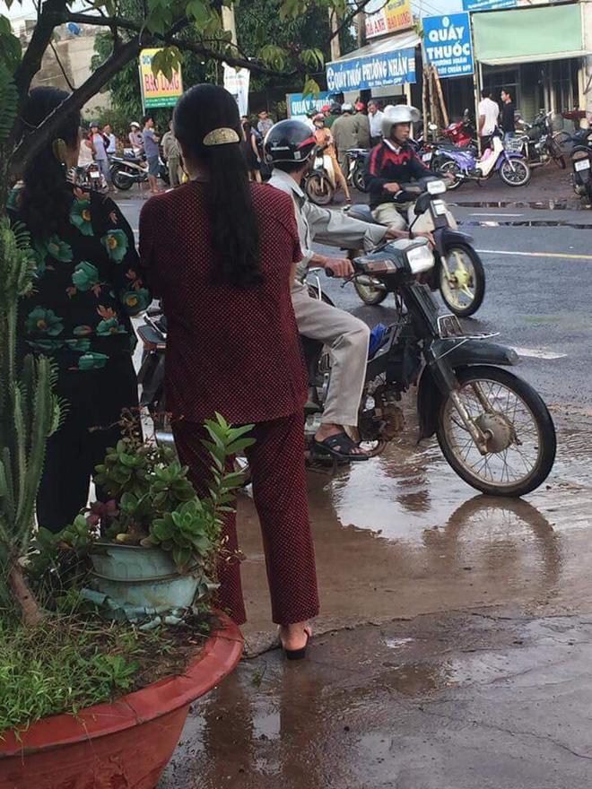 Án mạng rúng động Đồng Nai: Xin đểu lần hai không thành, gã thanh niên đâm thai phụ tử vong tại chỗ - Ảnh 2.