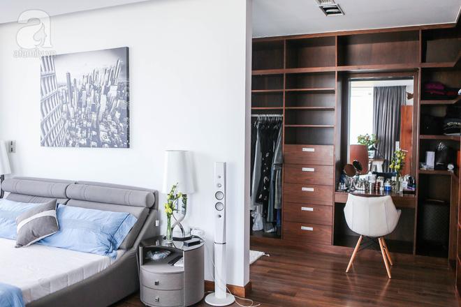 Căn hộ penthouse 300m² với hướng nhìn ra sông Hồng tuyệt đẹp của nữ giám đốc thời  trang - Ảnh 16.