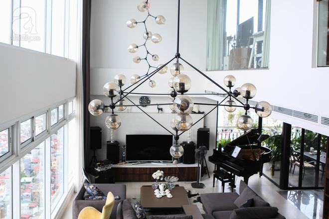 Căn hộ penthouse 300m² với hướng nhìn ra sông Hồng tuyệt đẹp của nữ giám đốc thời  trang - Ảnh 6.