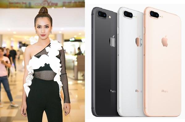 Phan Lê Ái Phương vạ miệng vì phát ngôn gây sốc bán dâm để mua điện thoại - Ảnh 1.