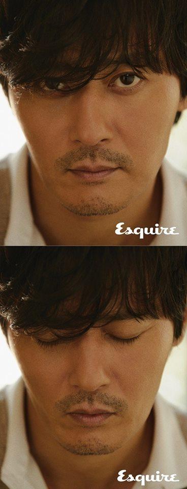 Quý ông U50 Jang Dong Gun đẹp trai bất chấp tuổi tác trên bìa tạp chí - Ảnh 3.