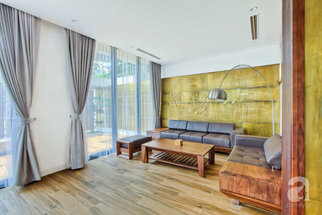 Căn biệt thự 110m² vừa xanh, vừa sang khiến nhiều người mơ ước ở Yên Hòa, Hà Nội - Ảnh 5.