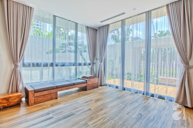 Căn biệt thự 110m² vừa xanh, vừa sang khiến nhiều người mơ ước ở Yên Hòa, Hà Nội - Ảnh 7.