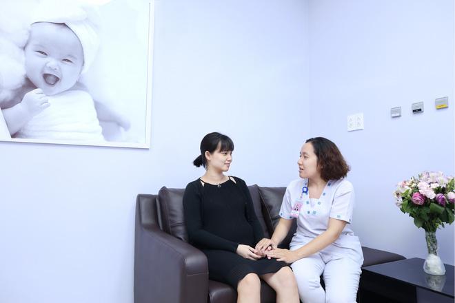 Thêm một bệnh viện tại TP.HCM có đơn vị Chẩn đoán trước sinh - Ảnh 3.